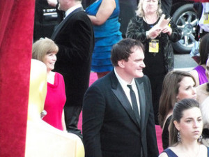 Tarantino at the Oscars